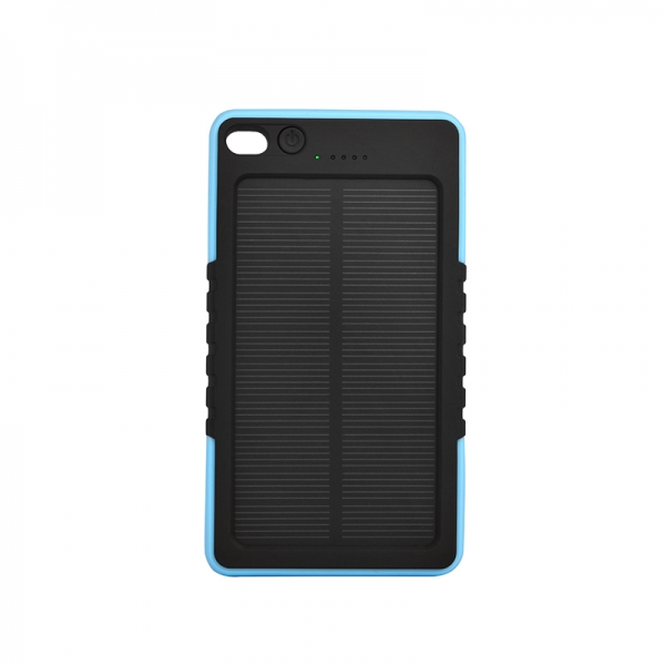PF005 best selling solar power bank 6000mah portable