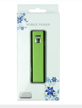toptai power bank portable charger 2600mah3