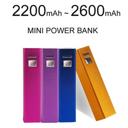 Mini portable power bank 220...
