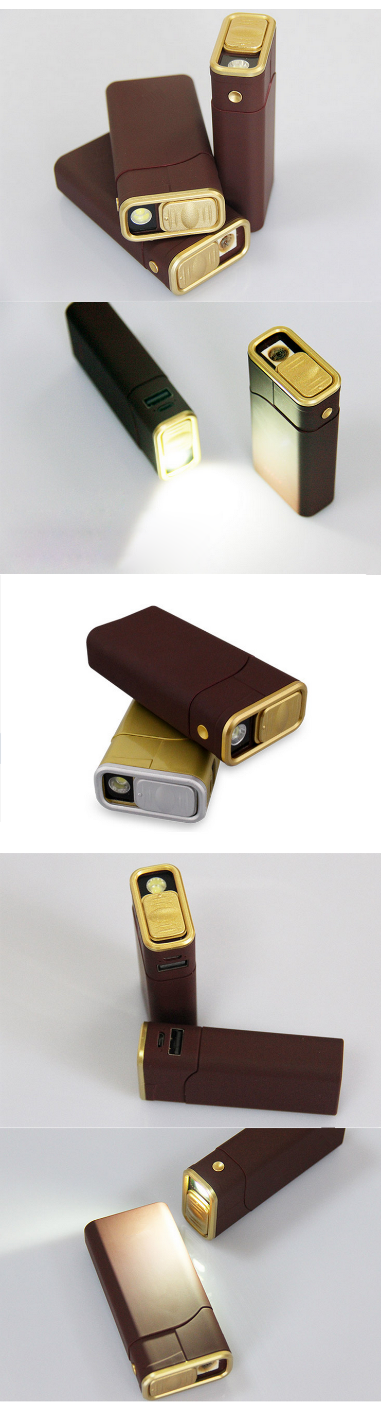 toptai light power bank10