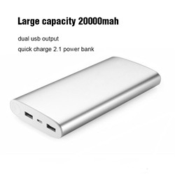Portable quick charge 2.1 pow...