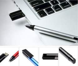Custom Printed Cheap 2GB Pen USB Flash Drive