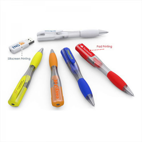 Premium Quality Ballpoint USB pen Flash Drive
