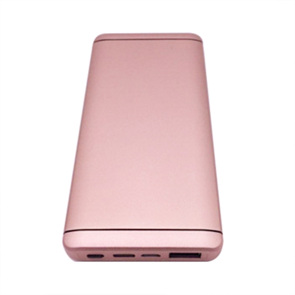 10000mah Quick Charger 3.0 Power bank Quick Charge Type C 5V/2.1A input Output Portable Charger