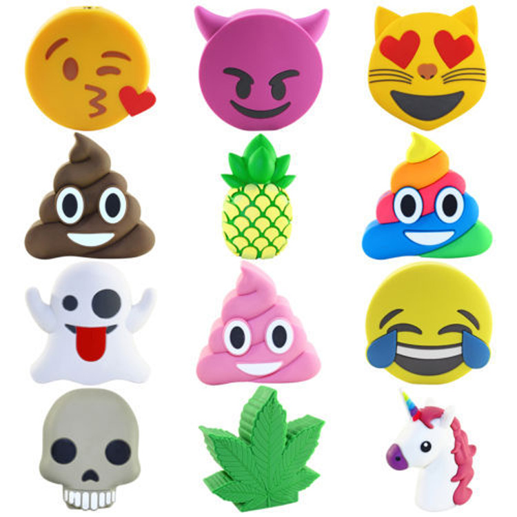 Shenzhen Emoji Power Bank Manufacture 2600mAh