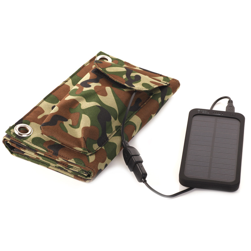 Flexible-Solar-Panel-Charger-8W-USB-Battery-Foldable-Folding-Solar-Battery-Solar-Power-Bank-Mobile-Charger (1)