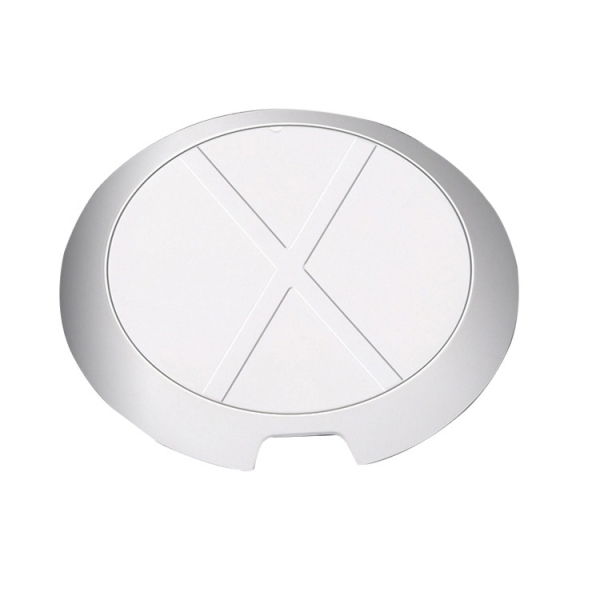 Qi Wireless Charger Charging Pad Universal Fast Phone Charge Base Round Shape
