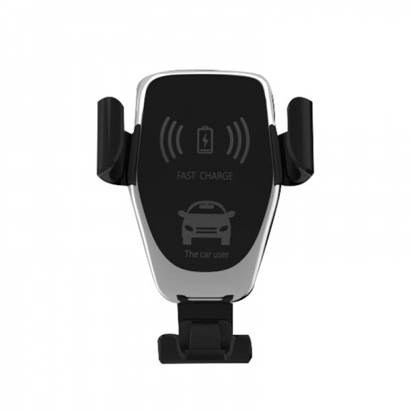 Wireless Car Charger, Gravity Wireless Fast Charge Car Mount Air Vent Phone Holder