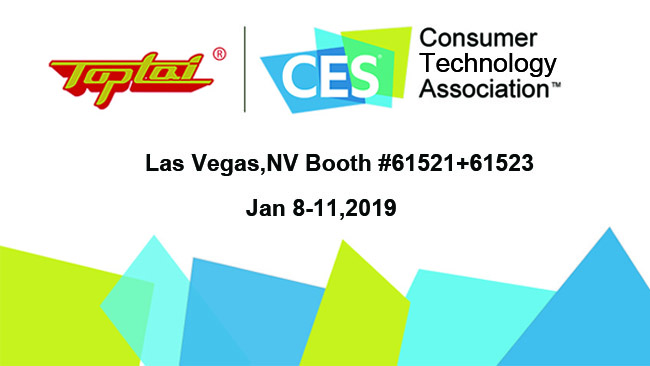 CES 2019, See You Again!