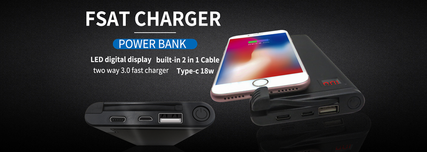 Fast Power Bank