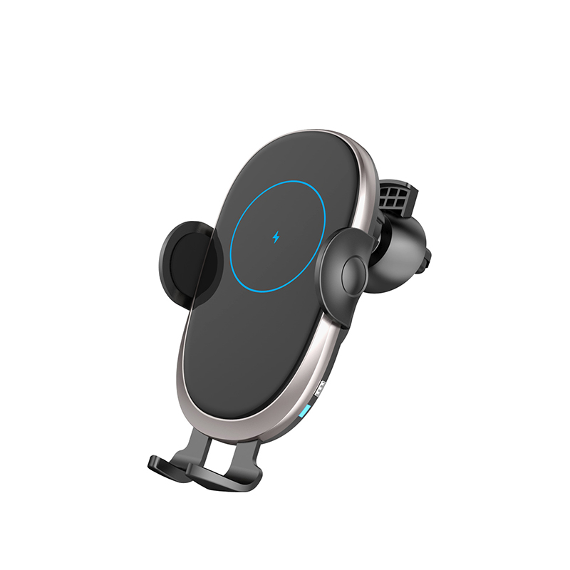WL096-Automatic induction wireless car charger